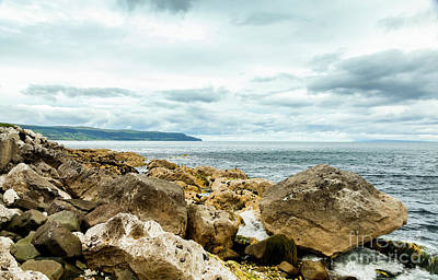 Photograph - Antrim Coast by Jim Orr