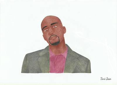 Antwon Tanner Art Print