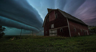 Photograph - Anxiety  by Aaron J Groen