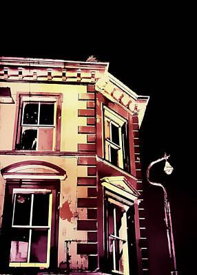 Anyone Home? Art Print by Tom Gowanlock