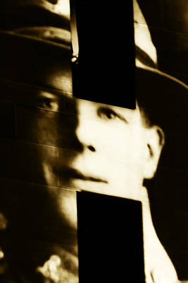 Photograph - Anzac Pictures Projected In Martin Place 7 by Miroslava Jurcik