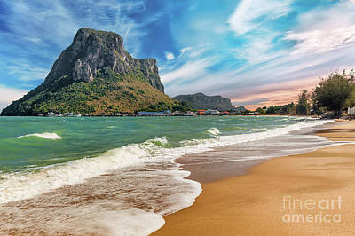 Photograph - Ao Noi Beach  by Adrian Evans
