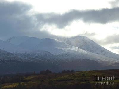 Photograph - Aonach More And Ben Nevis by Phil Banks