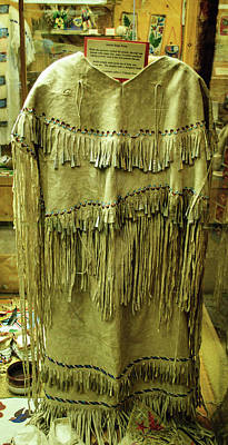 Photograph - Apache Jingle Dress by Tikvah's Hope