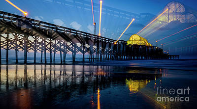 Photograph - Apache Pier by David Smith