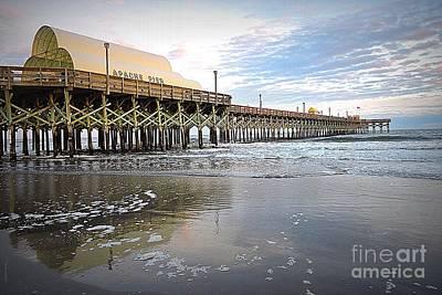 Photograph - Apache Pier by Shelia Kempf