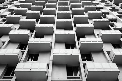 Photograph - Apartment Life by Glenn DiPaola