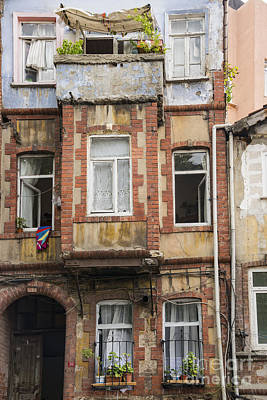 Balat Photograph - Apartment Living by Bob Phillips