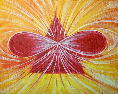 Painting - Aphrodite Essence by Tara Moorman