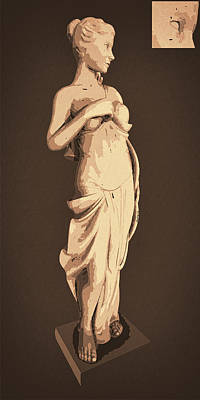 Stunning Aphrodite Drawings | Fine Art America