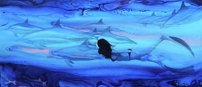 Painting - Apnea by Angel Ortiz