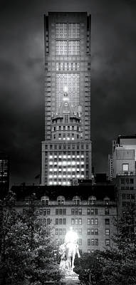 Photograph - Apocalypse On Fifth Avenue by Mark Andrew Thomas