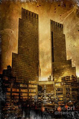 Gotham Photograph - Apocalyptic Visions by Evelina Kremsdorf