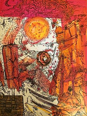 Apocalyptica Art Print by Israel Fickett