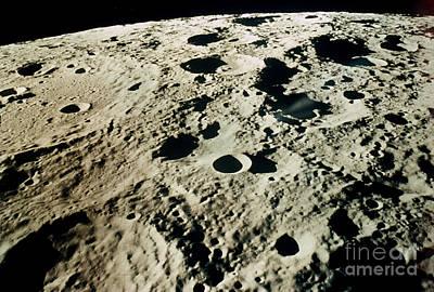 Apollo 15: Moon, 1971 Art Print by Granger