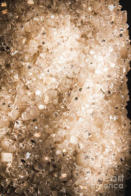 Semiprecious Photograph - Apophyllite Mineral Background by Jorgo Photography - Wall Art Gallery