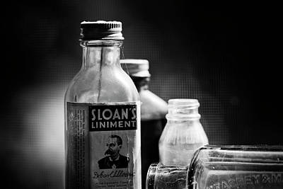 Photograph - Apothecary by Matthew Blum