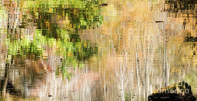 Impressionism Photo Rights Managed Images - Appalachia Monet Royalty-Free Image by DiFigiano Photography