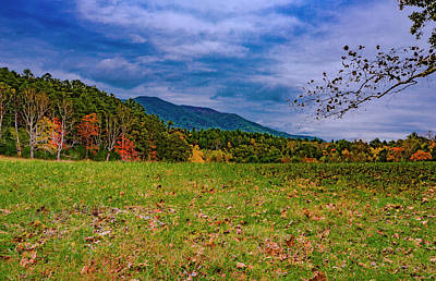 Photograph - Appalachian Fall by Steven Ainsworth