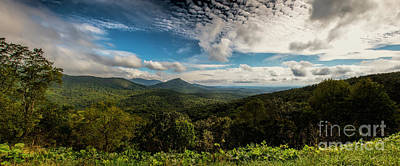 Photograph - Appalachian Foothills by Barbara Bowen
