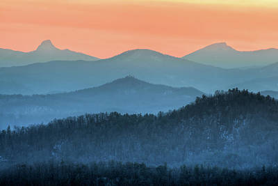 Photograph - Appalachian Profile by Ray Devlin