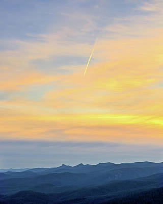 Photograph - Appalachian Sky by Ray Devlin