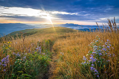 Photograph - Appalachian Sunrise by Serge Skiba