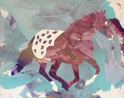 Painting - Appaloosa by Candace Shrope