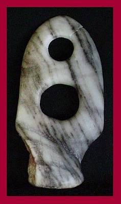 Sculpture - Apparition 004 by Art Ortega
