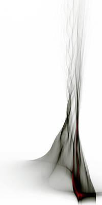Digital Art - Apparition IIi by Richard Ortolano