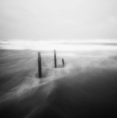 Mare Photograph - Appesi by Massimo Della Latta
