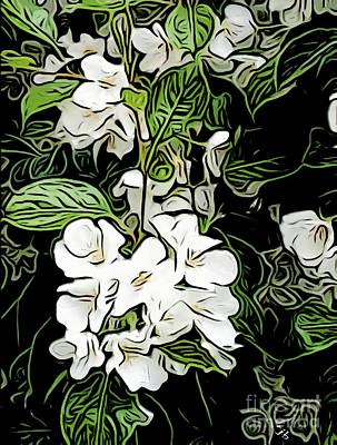 Apple Blossom 1 Art Print