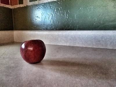 Photograph - Apple by Joe Kozlowski