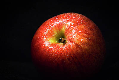 Photograph - Apple by Randy J Heath