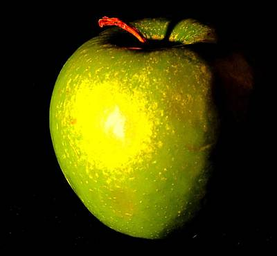 Photograph - Apple Shades by Ian  MacDonald