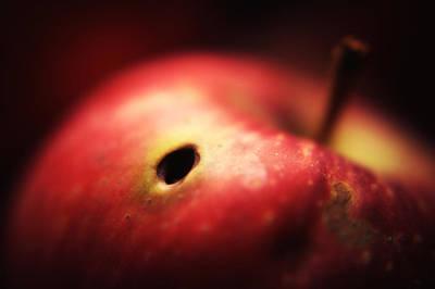 Apple Art Print by Svetlana Peric