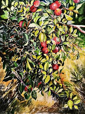 Painting - Apple Tree by Priti Lathia