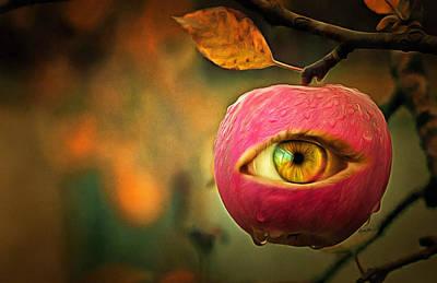 Appleofmyeye Art Print