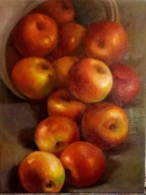 Apples 2 Art Print