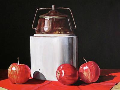 Apples And Crock Original