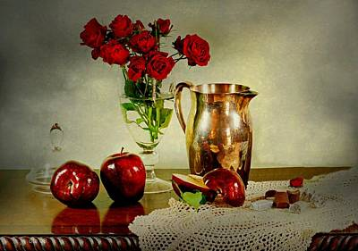 Apples And? Art Print