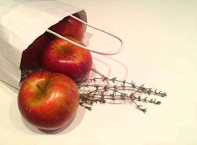 Photograph - Apples And Thyme by Joseph Skompski