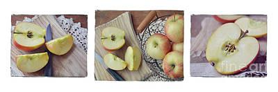 Nikki Vig Royalty-Free and Rights-Managed Images - Apples Apples Apples by Nikki Vig