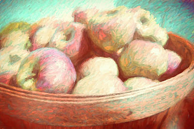 Painting - Apples Still Life by Ann Powell