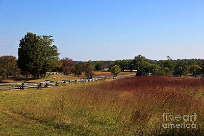 Photograph - Appomattox Court House by Jill Lang
