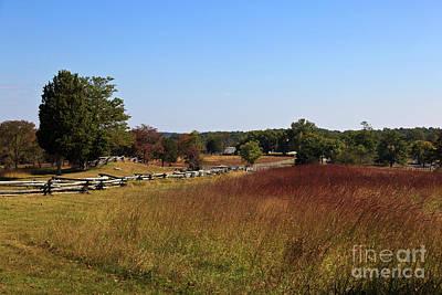 Photograph - Appomattox Court House by Jill Lang