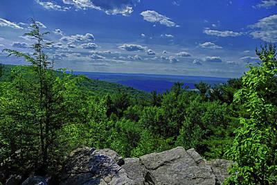 Photograph - Approaching Little Gap On The Appalachian Trail In Pa 2 by Raymond Salani III