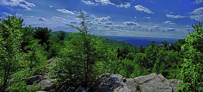 Photograph - Approaching Little Gap On The Appalachian Trail In Pa by Raymond Salani III