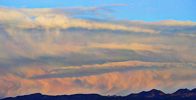 Photograph - Approaching Nevada Storm by Glenn McCarthy Art and Photography