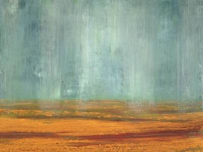 Painting - Approaching Rain by T Fry-Green